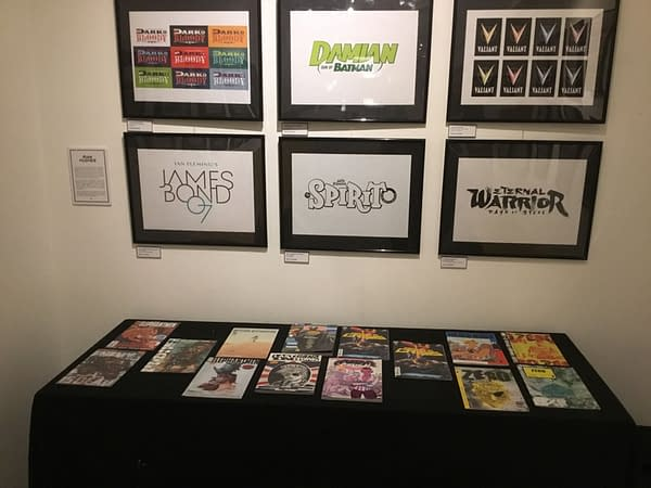 Free Beer and Comic Book Lettering at Orbital in London Tonight