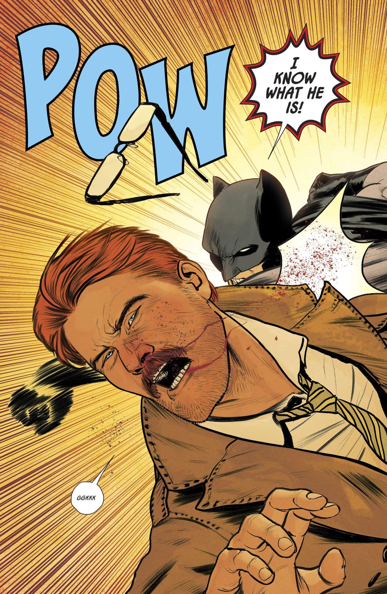 Today, Commissioner Gordon Destroys A Central Part Of Batman Mythos – Batman #60 Spoilers