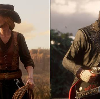 The Red Dead Online Beta Adds New Care Package and Showdown This Week