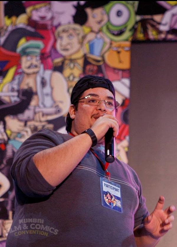 Akshay Dhar launching Ground Zero v2