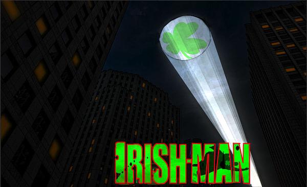 Posters For Martin Scorsese's Superhero Movie, The Irish-Man? - Michael Davis, From The Edge
