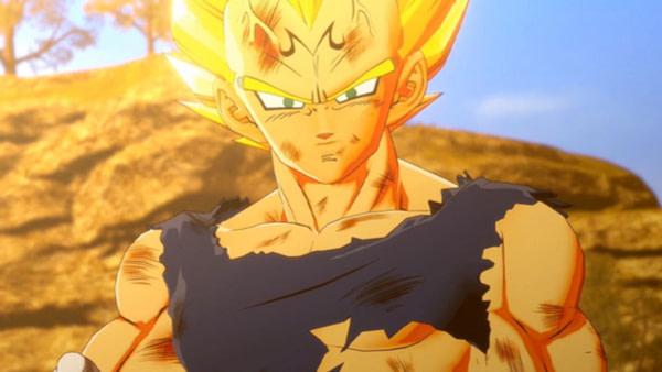 """Watch Majin Vegeta Come to Life in """"Dragon Ball Z: Kakarot"""""""