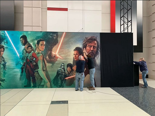 LIVE From the 'Star Wars: Episode IX' Panel At Star Wars Celebration Chicago [SWCC]