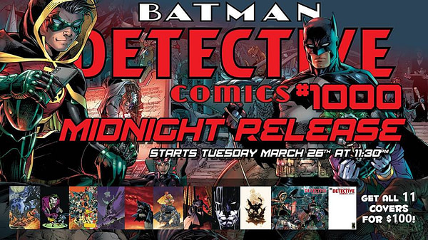 Diamond Comic Distributors Changes Rules For Comic Store Midnight Releases