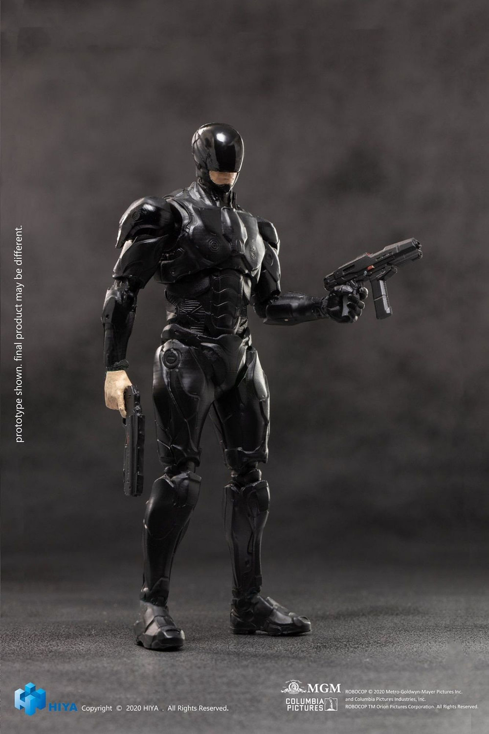 RoboCop is the Law with New 2014 Reboot Hiya Toys Figure