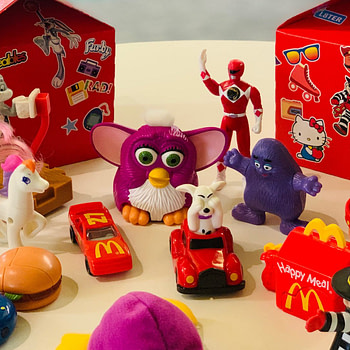 McDonalds is Bring Back Some Classic Retro Toys Today!