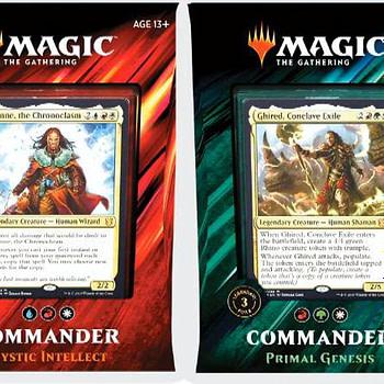 "It's ""Morph""ing Time For Magic: the Gathering - draft"