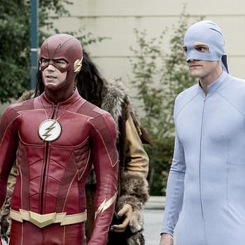 Flash season 4