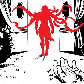 #ValiantClassified Teaser Teases... Omega Red?