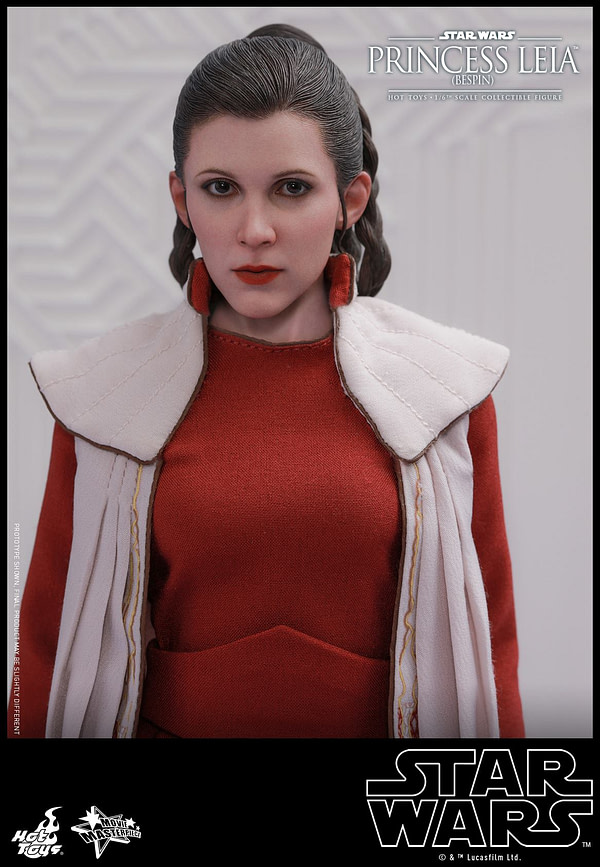 Hot Toys Bespin Gown Princess Leia 9