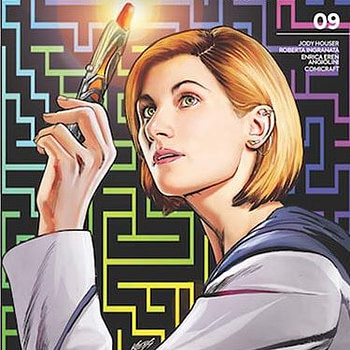 Firefly, Blade Runner, Doctor Who, Beatles Exclusives From Titan Comics at San Diego Comic-Con 2019