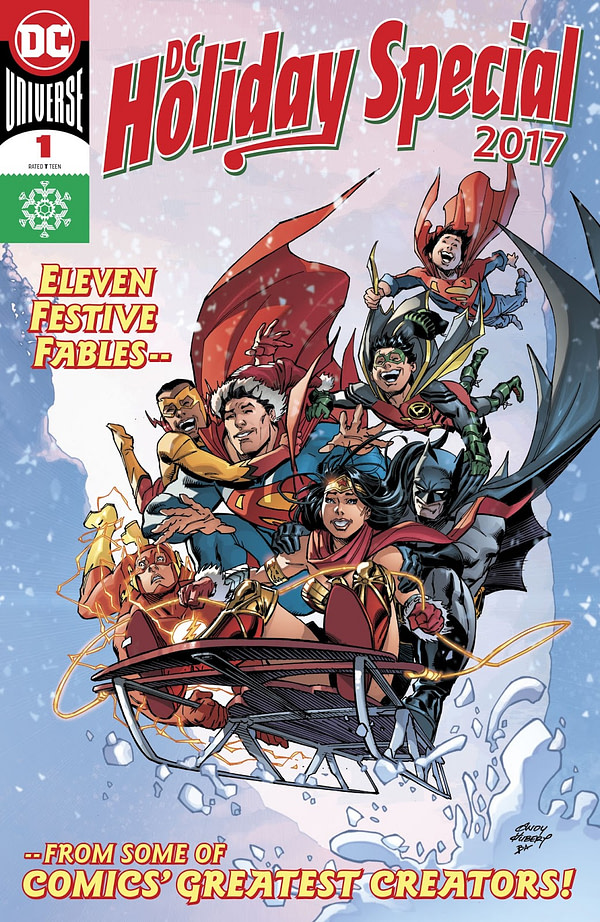 DC Holiday Special