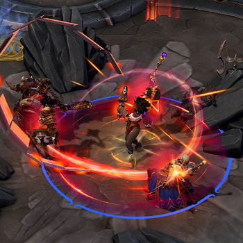 """Original New Hero Qhira has Joined """"Heroes of the Storm"""" on the PTR"""
