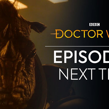 Trailer For Next Sunday's Doctor Who: Fugitive Of The Judoon