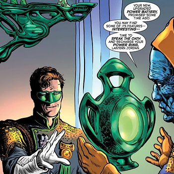 Hal Jordan Gets New Powers In The Green Lantern Season Two #1 (of 8)