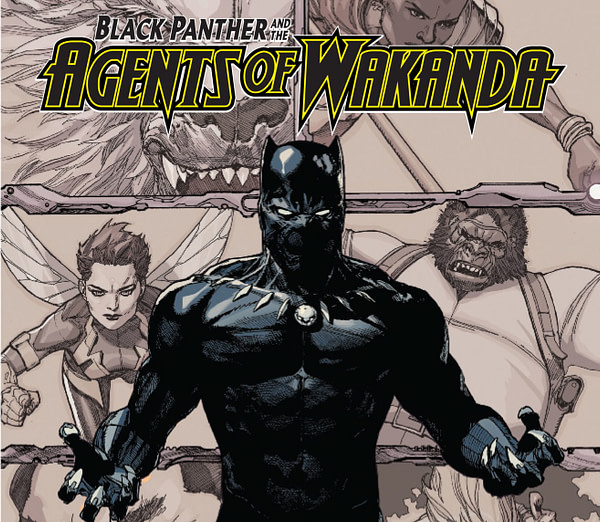 Black Panther and the Agents of Wakanda #6 [Preview]