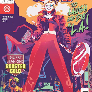 Harley Quinn #71 [Preview]