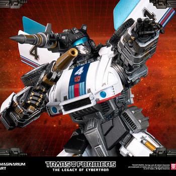 Transformers Autobot Jazz Statue 7
