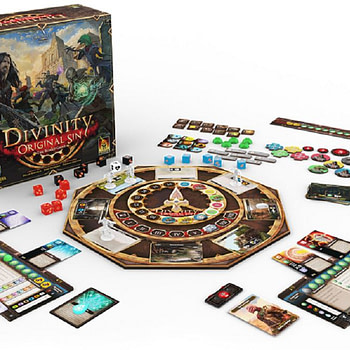 """Divinity: Original Sin - The Board Game"" Gets Funded In Four Hours"