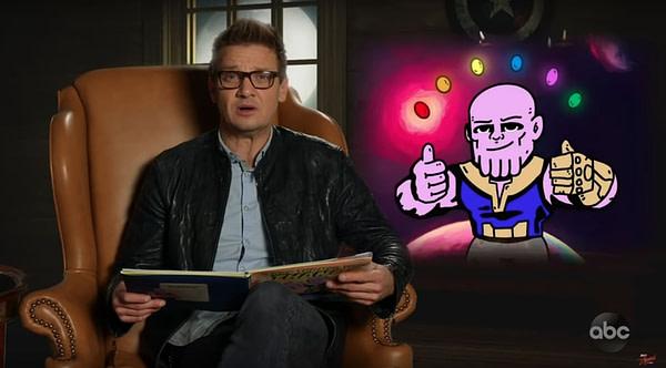 'Avengers: Endgame' Cast Reads