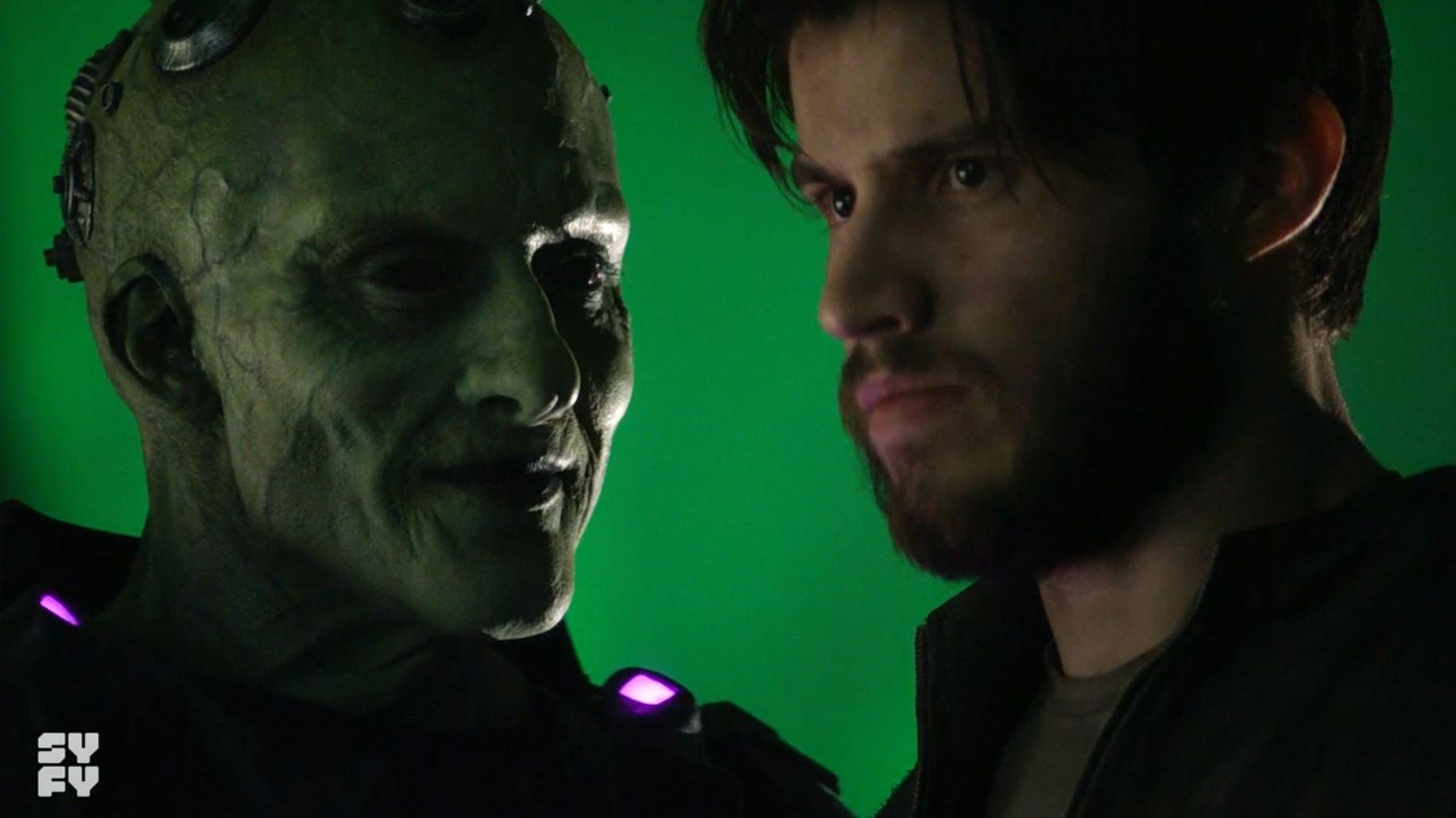 """Krypton"" S02, Ep03: ""Will to Power"""