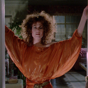 "We Got One! Signourney Weaver Returns as ""Ghostbusters"" Dana Barrett"