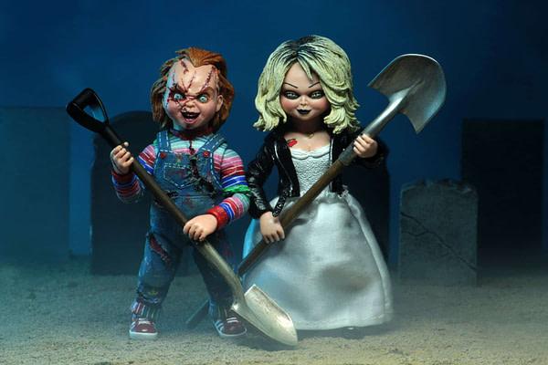 NECA Bride of Chucky Set 2