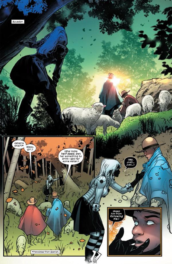 X-Men #5 [Preview]