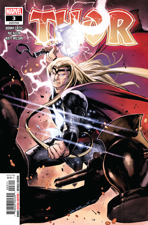 Thor #3 [Preview]
