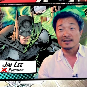 Jim Lee Awakens from 4-Day Nap to Learn He's Suddenly in Charge of DC Comics