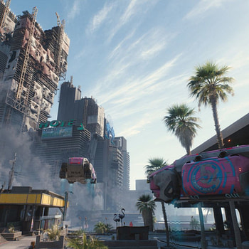 "Don't Get Your Hopes Up: ""Cyberpunk 2077"" May Not Be Coming To Switch"