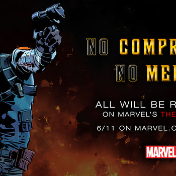 """Latest Marvel """"No Compromise, No Mercy"""" Teaser Features Winter Soldier"""