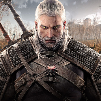 The witcher geralt