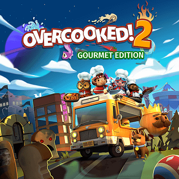 Overcooked 2 Gourmet Edition Art