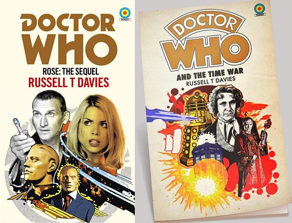 doctor who rose prequel sequel