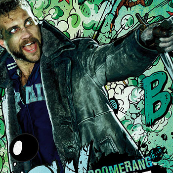 Jai Courtney Says [Again] He's in 'The Suicide Squad' as Captain Boomerang
