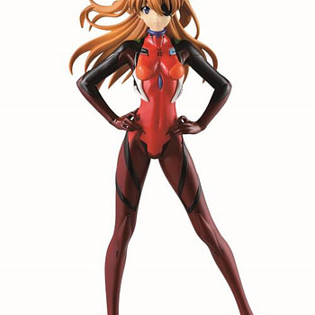 """""""Evangelion"""" Characters Get New States from Bandai"""