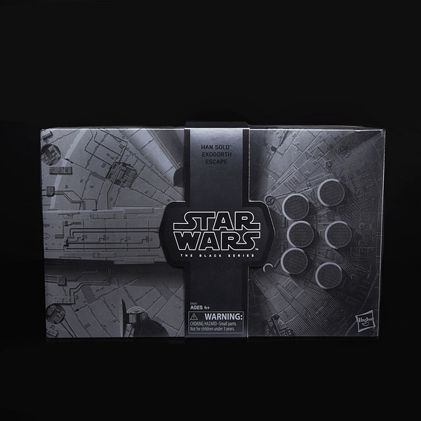STAR WARS THE BLACK SERIES HAN SOLO AND MYNOCK Figures - in pkg4_v1_current