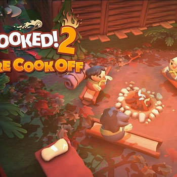 Overcooked! 2 - Campfire Cook Off Announcement Trailer