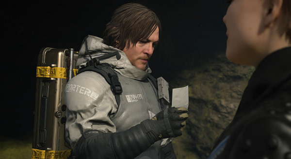 """Sam's Mission Unfolds in New """"Death Stranding"""" Promotional Clip"""