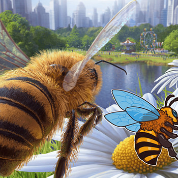 """""""Bee Simulator"""" Releases Along With A New Launch Trailer"""
