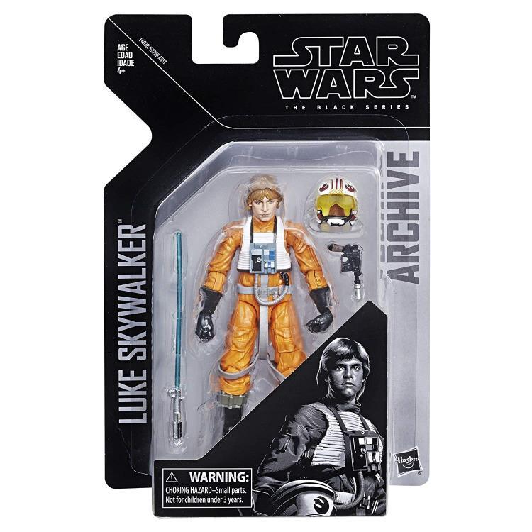 Star Wars Black Series Archive Collection Luke Pilot 2