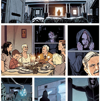 Benjamin Percy Launches Two Comics From AWA - Year Zero and Devil's Highway