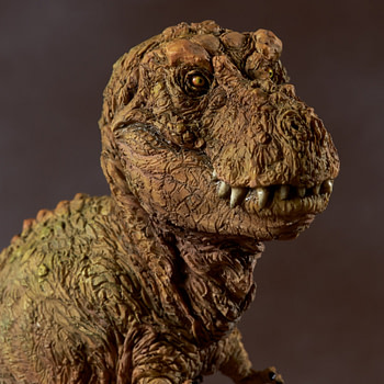 Gecco Brings Dinomation Back to Life with New Tyrannosaurus Rex Statue