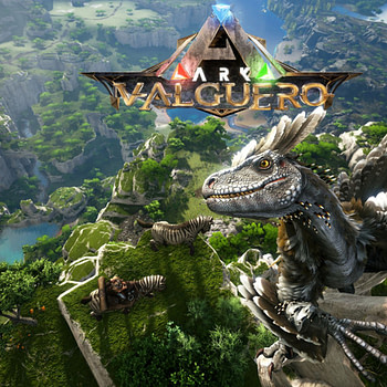 """ARK: Survival Evolved"" Getting A New Valguero Map On Consoles"