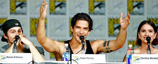 Teen Wolf Season 6 MTV Comic-Con trailer