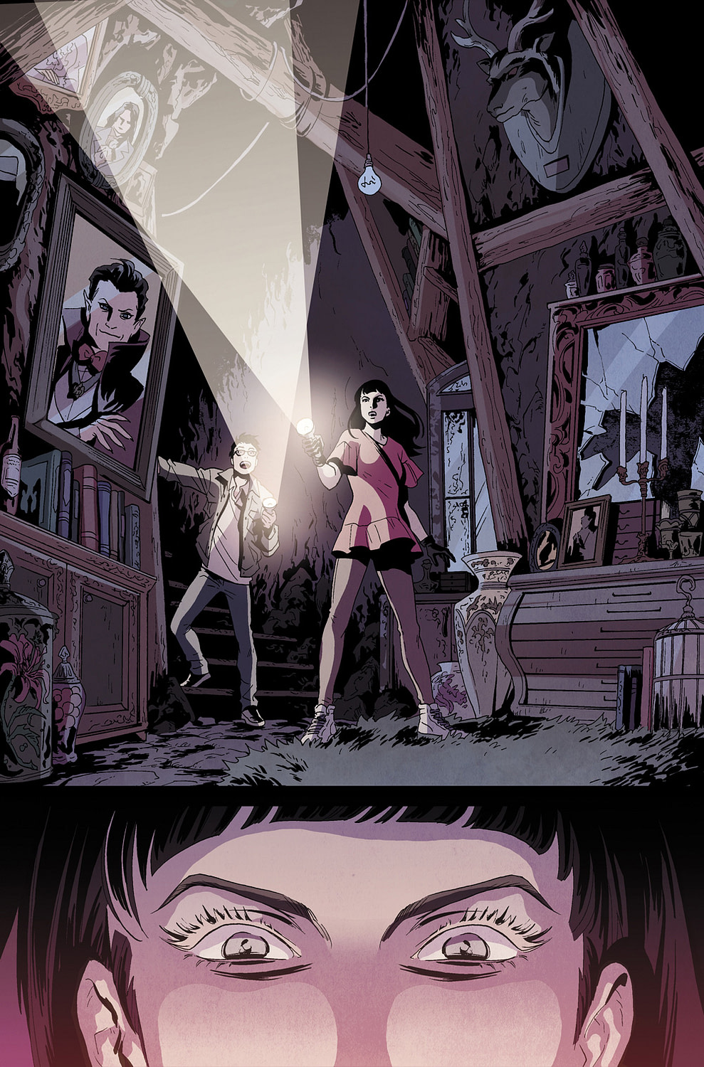First Look at January's Vampironica: New Blood #2