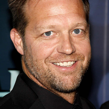 """David Leitch at the Los Angeles premiere of """"John Wick"""" held at the ArcLight Cinemas in Los Angeles on October 22, 2014 in Los Angeles, California."""