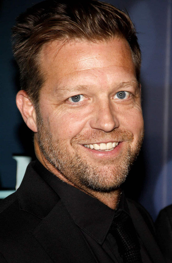 "David Leitch at the Los Angeles premiere of ""John Wick"" held at the ArcLight Cinemas in Los Angeles on October 22, 2014 in Los Angeles, California."