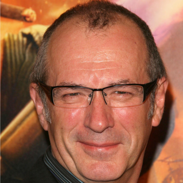 Dave Gibbons at the U.S. Premiere of 'Watchmen'. Grauman's Chinese Theatre, Hollywood, CA. 03-02-09